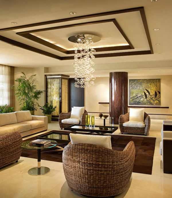 interior designer ideas for living rooms room with brown furniture decorating 33 stunning ceiling design to spice up your home warm intricate and gentle tones