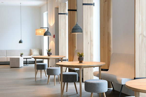 Wiesergut Design Hotel Modern Minimalism Amidst Majestic