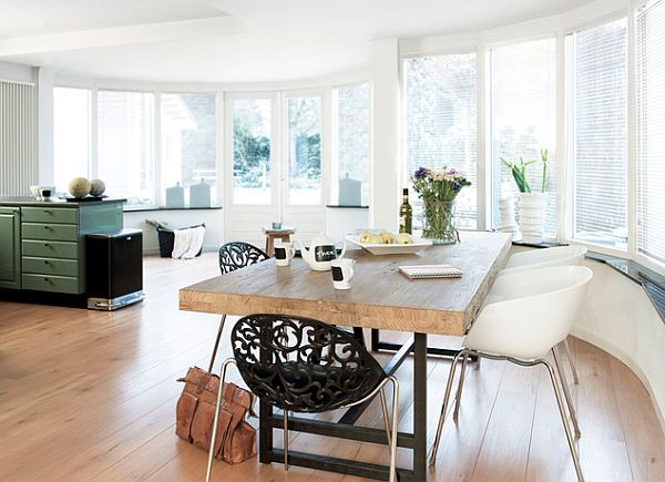 play table and chairs office chair diy 17 kitchen tables with subtle charm