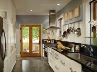 Apartment Galley Kitchen Decorating Ideas | afreakatheart