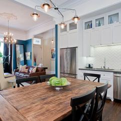Wood Table Kitchen Inexpensive Cabinets 17 Tables With Subtle Charm View In Gallery Stylish Wooden