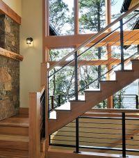 Wood Railing Ideas | Interior Home Design | Home Decorating