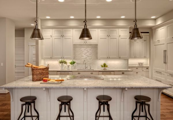kitchen light pendants unpainted cabinets 55 beautiful hanging pendant lights for your island view in gallery contemporary with darien metal over the