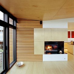 Wood Kitchen Chairs Virtual Designer Online Sleek Corner Fireplaces With Modern Flair