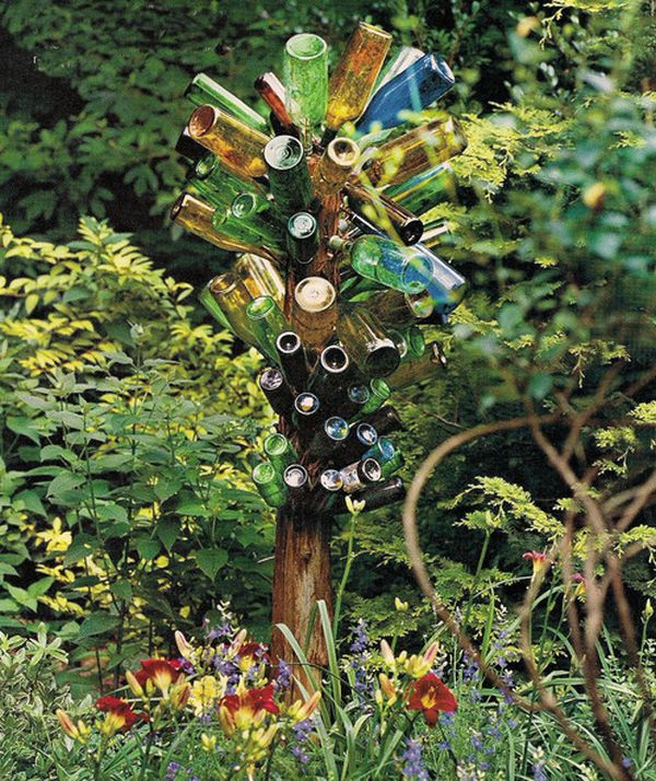 37 Garden Art Design Inspirations To Decorate Your Backyard In Style!