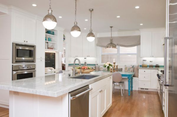 kitchen island lighting liberty cabinet hardware 55 beautiful hanging pendant lights for your view in gallery large hicks pendants above the