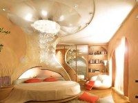 27+ Round Beds Design Ideas to Spice Up Your Bedroom