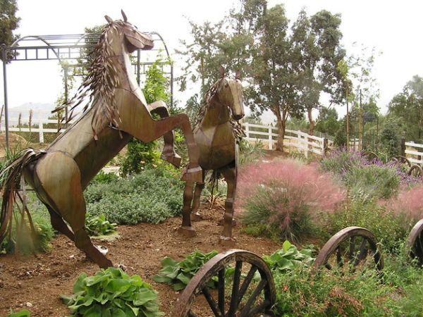 garden art design inspirations