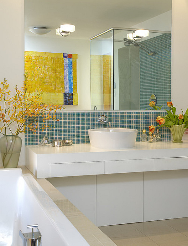 Bathroom Designs Earth Tones