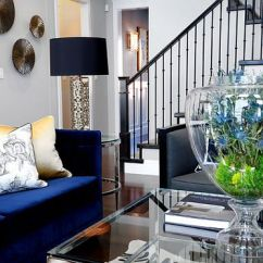 Living Room Flowers Images Ideas 67 Unique Natural Flower Arrangements For Your Home View In Gallery Blue A Bowl
