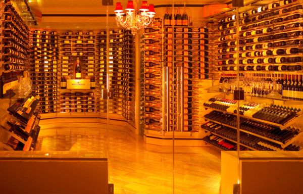 track lighting for kitchen cow intoxicating design: 29 wine cellar and storage ideas ...