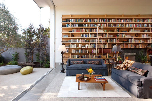 bookshelf in living room arm chairs for how to decorate a view gallery bookshelves modern
