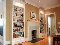Bookshelf Decorating Ideas | The Flat Decoration