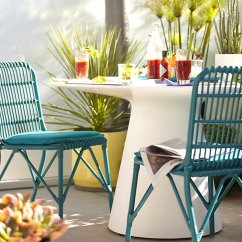 Set Of Dining Chairs Grey Leather Chair 12 Stylish Outdoor Furniture Finds
