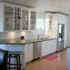 Kitchen Glass Cabinets Organizers 28 Cabinet Ideas With Doors For A Sparkling Modern Home View In Gallery Space Between Used To Stack Up Some Intoxicating Delights