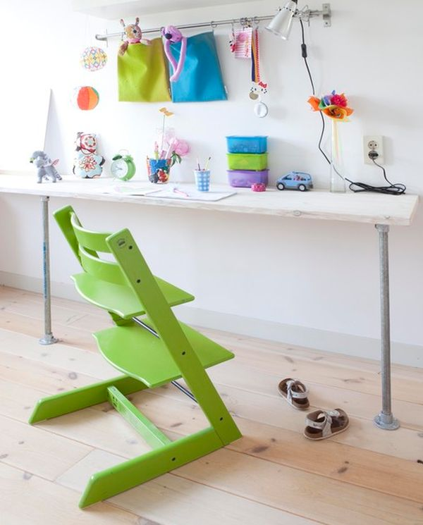 study table and chair for kids what is the definition of a rail 29 kids' desk design ideas contemporary colorful space