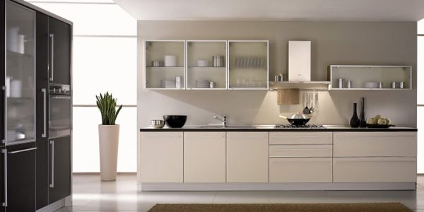 white kitchen cabinets glass doors exhaust system 28 cabinet ideas with for a sparkling modern home