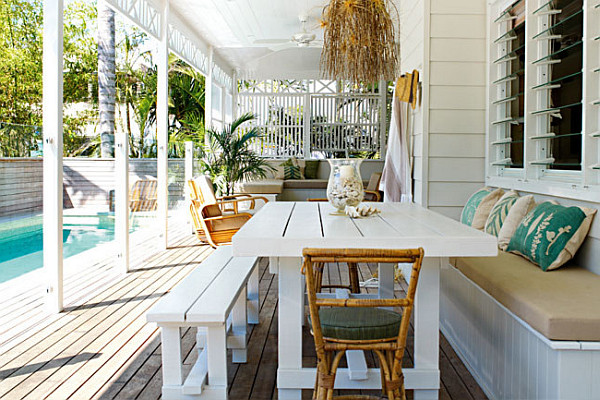 Caribbean Outdoor Decor Decoist