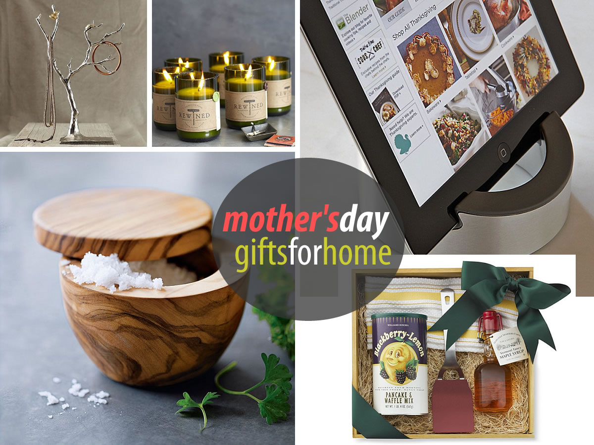 Stylish Mother's Day Gift Ideas For The Home