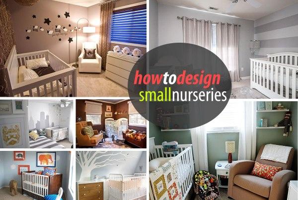 Small Nursery Decorating Ideas