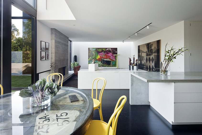 Colorful Interiors For A Classy Exterior South Yarra