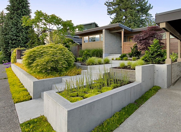 5 modern landscaping essentials