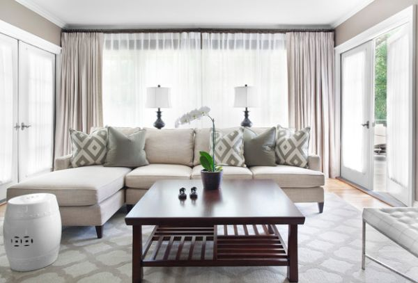 white and grey living room stylish sofa sets for decorating with green 52 modern interiors to accentuate freshness view in gallery contemporary potted plant contrast