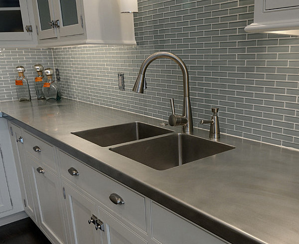 inexpensive kitchen countertops options contemporary curtains stylish and affordable countertop solutions