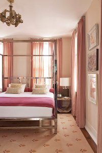 His and Hers: Feminine and Masculine Bedrooms That Make a ...