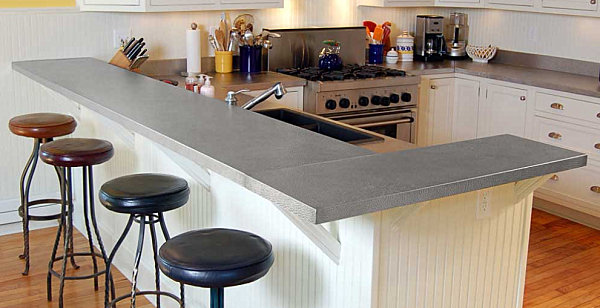 The Shiny Kitchen: Metal Decor For Your Culinary Space
