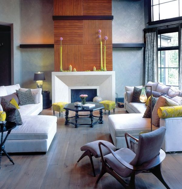 Decorating With Green 52 Modern Interiors To Accentuate
