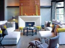 Decorating With Green: 52 Modern Interiors to Accentuate ...