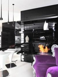 Project Begovaya: Stunningly Stylish Interiors In Striking ...