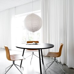Danish Modern Living Room Paint Your Summer Residence Stuns With The Simplicity Of Its ...