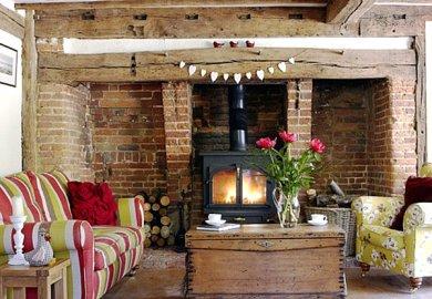 Country Home Decor Living Room