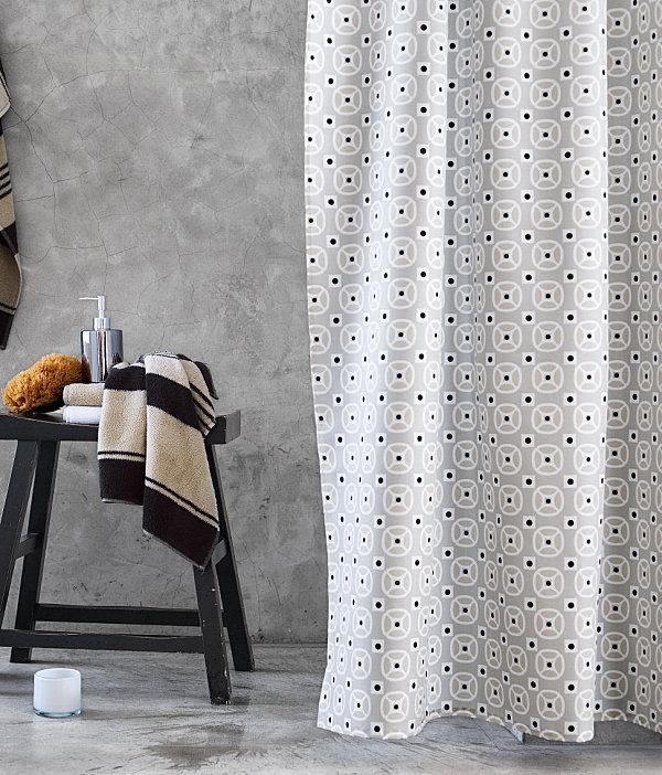 Refreshing Shower Curtain Designs For The Modern Bath