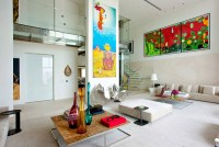 Colorful Interior Designs That Exude Modern Elegance