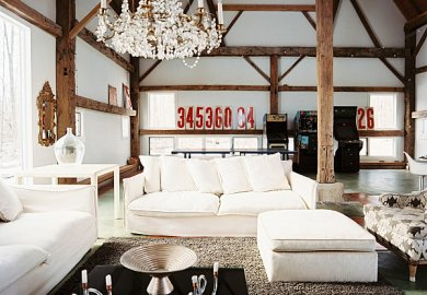 Modern Interior Design And Decorating With Rustic Vibe And