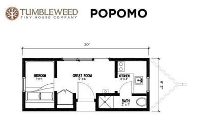 Tumbleweed Tiny House Floor Plans Quotes