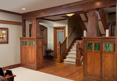 Craftsman Interior Home Design Ideas Pictures Remodel