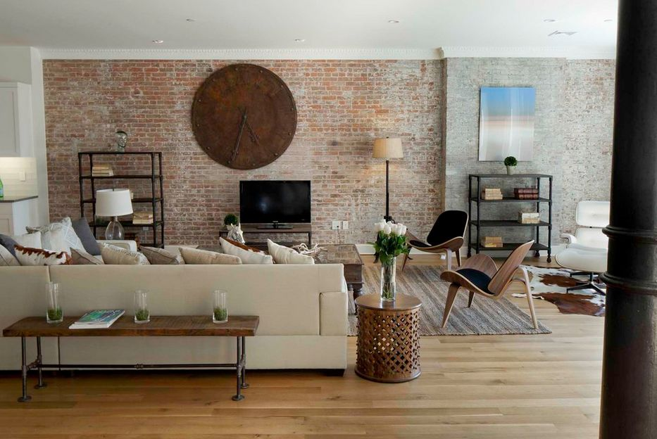 Exposed Brick Walls Good Or Bad Experiences?