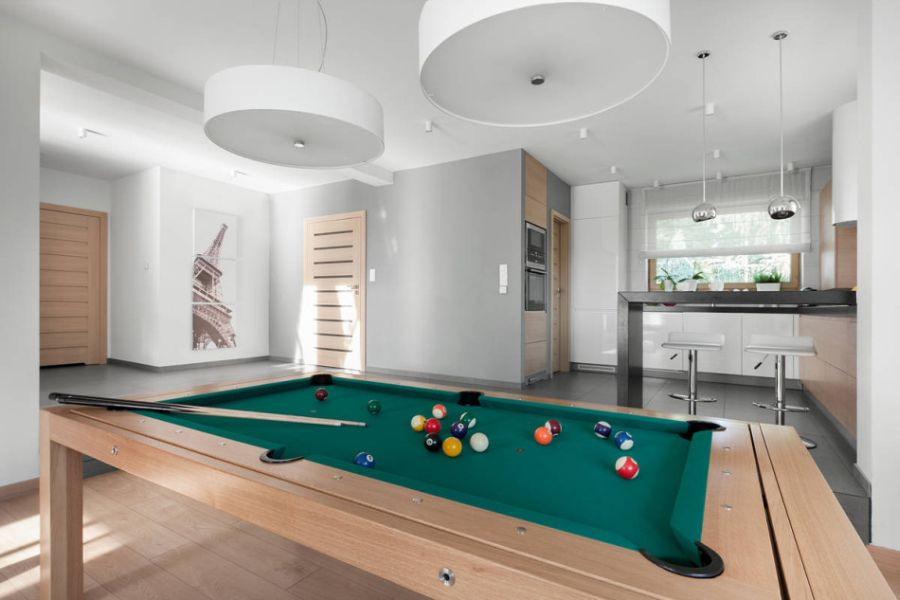 Contemporary Home In Poland Displays Minimalism With A