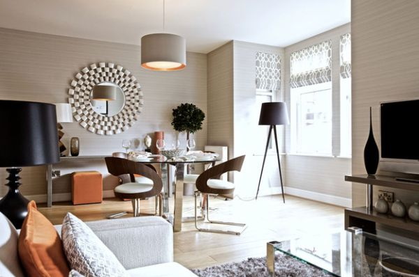lampe wohnzimmer design - boisholz - Wohnzimmer Design Leuchten
