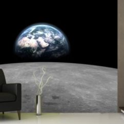 Modern Ceiling Design For Small Living Room Valance Curtains Celebrate Moon Landing With Interiors Inspired By The Cosmos