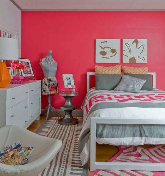 teenage girls bedroom paint color ideas Trendy Teen Girls Bedding Ideas With A Contemporary Vibe
