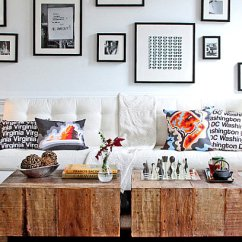 Making Your Own Sofa Table T35 White Bonded Leather Sectional Set With Light The Ins And Outs Of Eclectic Interior Design