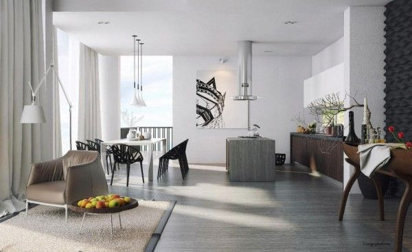 Decorating With Fruits: 30 Stylish Modern Interiors That
