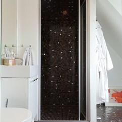 Modern Living Room Shelves Primitive Paint Colors For Stylish Stockholm Loft With Classic Scandinavian Interior ...