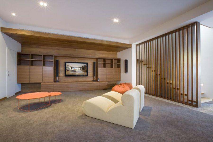 Modern Family Room Furniture