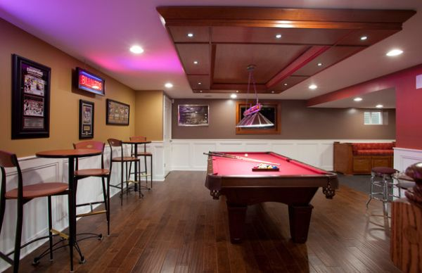 Check out this article and get 10 amazing game room ideas and more. Indulge Your Playful Spirit with These Game Room Ideas